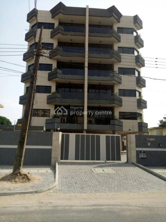 10 Units of 3 Bedroom Flat with Bq Exquisitely Finished, Off  Idowu Martins Street, Victoria Island (vi), Lagos, Flat for Sale