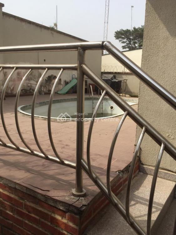 a Six Bedroom Duplex + Extra Back House 2 Bedroom with a Swimming Pool, Vgc, Lekki, Lagos, Detached Duplex for Sale