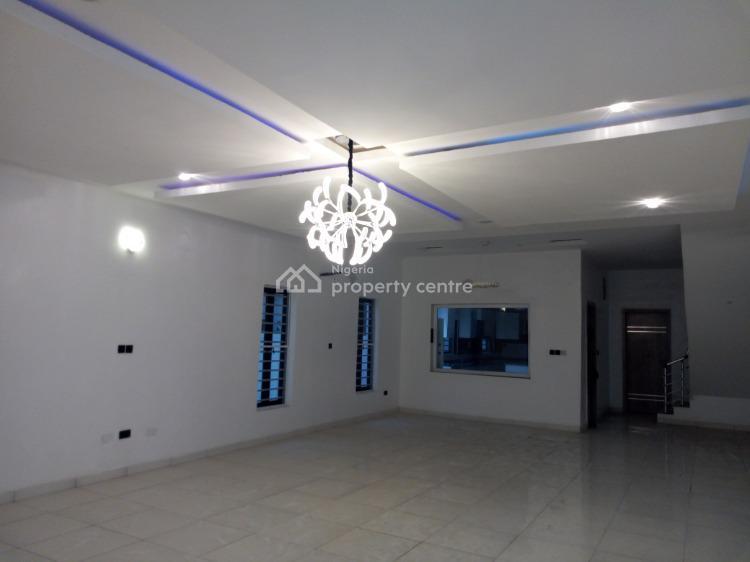 Newly Built 5 Bedroom Luxury Duplex + 2 Room Bq, Off Ibrahim Eletu Street, Osapa London, Osapa, Lekki, Lagos, Detached Duplex for Sale