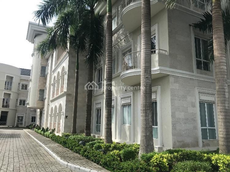 Luxury 3 Bedroom Flat with Bq, Banana Island, Ikoyi, Lagos, Flat for Rent
