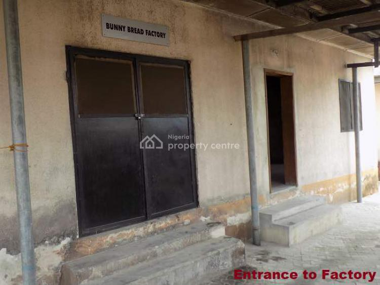 Production Facility with Storage and Residential Facilities for Staff, Kajola, Lakowe, Ibeju Lekki, Lagos, Factory for Sale