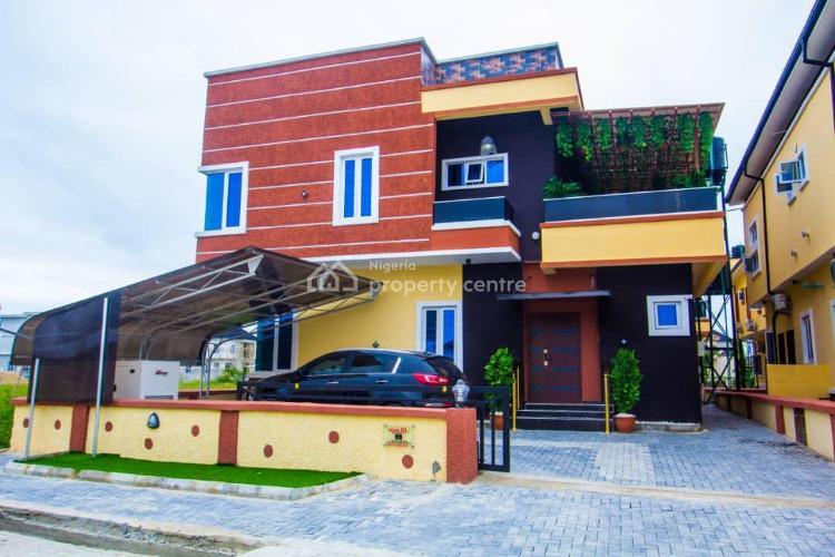 5 Bedroom Detached Duplex Wth a Room, Buena Fiesta Estate, Lekki Phase 1, Lekki, Lagos, Detached Duplex for Sale