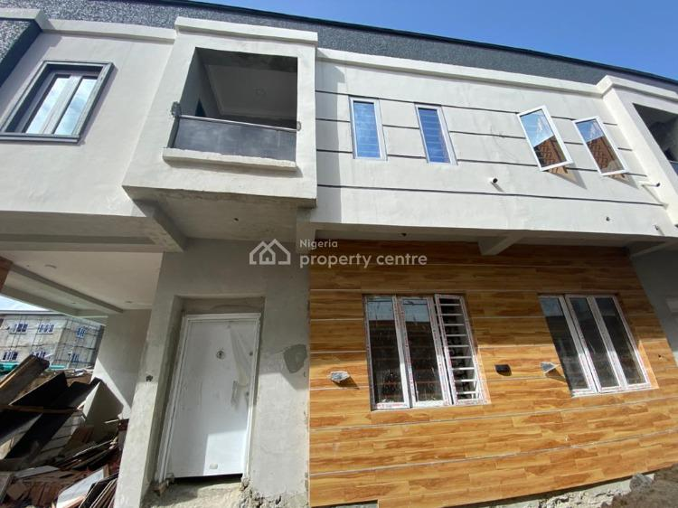 Magnificently Built 4 Bedroom Terrace  Duplex., Ikota-lekki, Lekki, Lagos, Terraced Duplex for Sale
