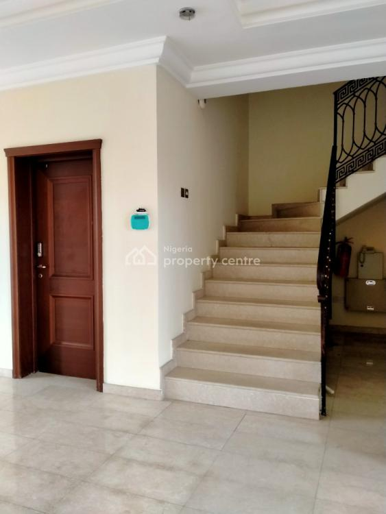 Fully Serviced 4bedroom Bq and Swimming Pool Contemporary Terraced, Queens Drive, Old Ikoyi, Ikoyi, Lagos, Terraced Duplex for Rent