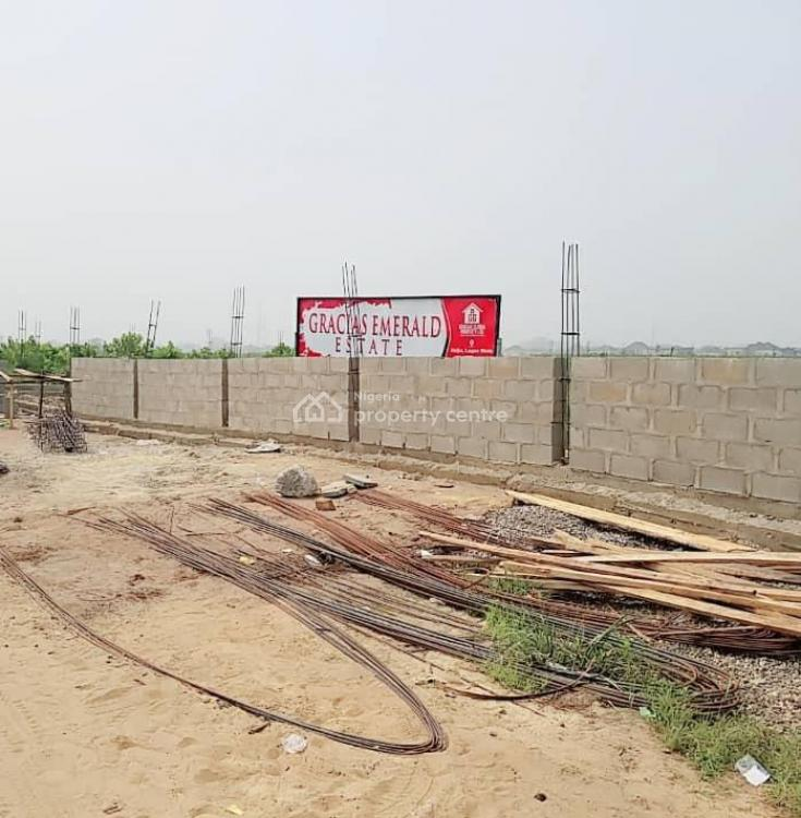 Land, Gracias Emerald, Abijo, Lekki, Lagos, Residential Land for Sale