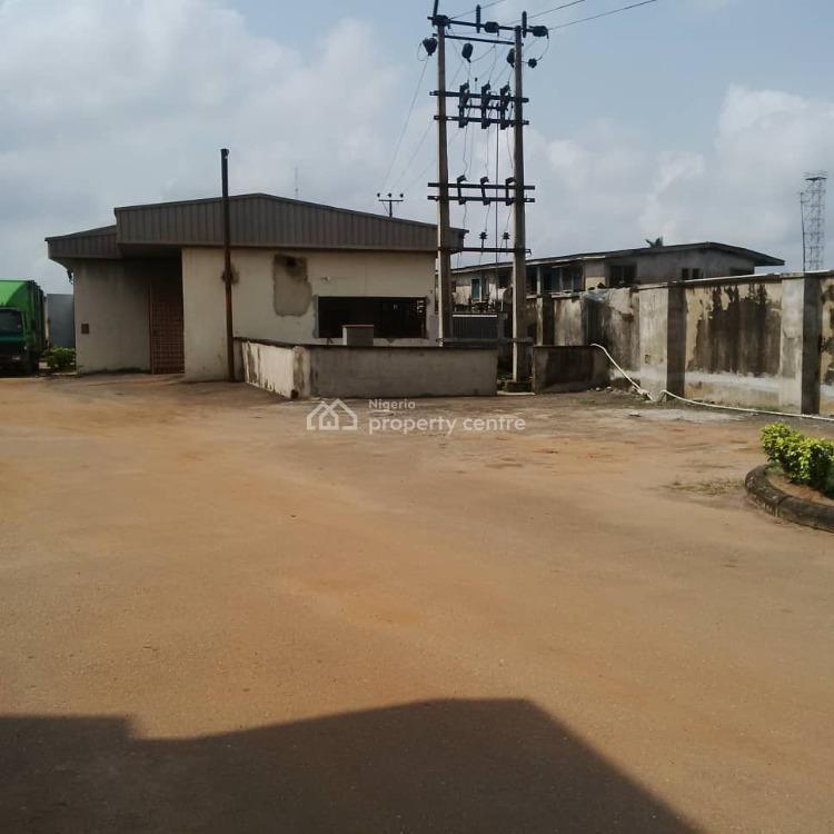 Grab This Now!!!, Abeokuta Road, Sango Ota, Ogun, Factory for Sale