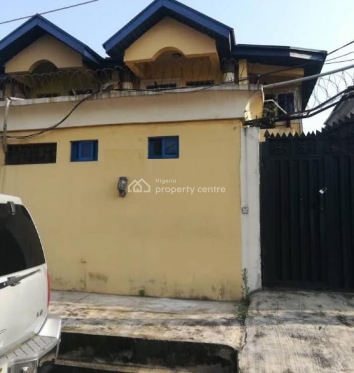 a Wing of 5 Bedroom Semi-detached Duplex, Phase 2, Magodo, Lagos, Semi-detached Duplex for Sale
