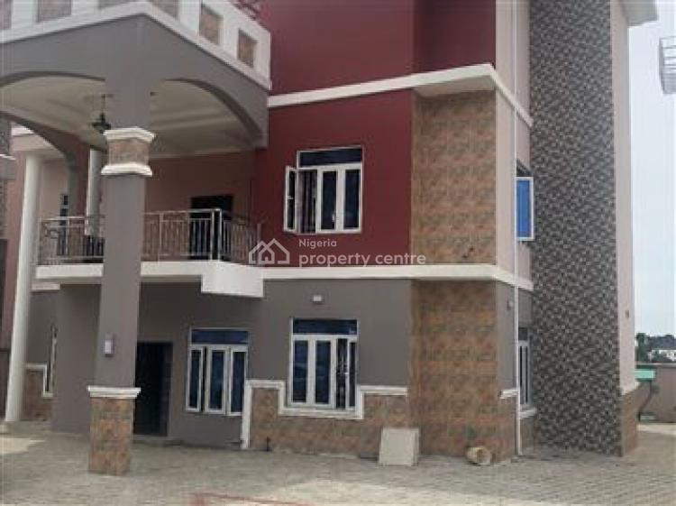 Luxury 6 Bedroom Duplex in a Serene and Secured Environment, Close to Coza Church, Guzape District, Abuja, Detached Duplex for Sale