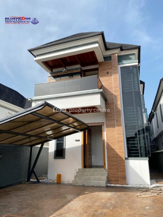 5 Bedroom Detached Duplex with Bq, Lekki County Home, Ikota, Lekki, Lagos, Detached Duplex for Sale