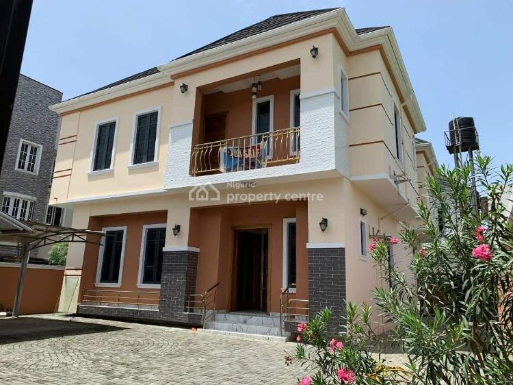 5 Bedroom Detached House with Bq, Ikate Elegushi, Lekki, Lagos, Detached Duplex for Sale