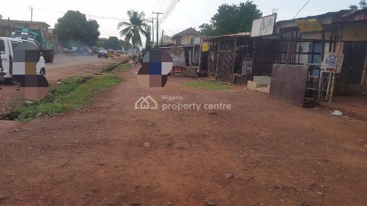 Sharp and Strategic 3 and Half Plots of Land, Oye Emene Express Road, Emene, Enugu, Enugu, Mixed-use Land for Sale