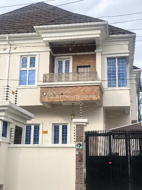 Luxurious and Well Finished 4 Bedroom Semi-detached Duplex with a Bq, Ikota, Lekki, Lagos, Semi-detached Duplex for Sale