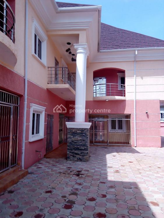 Luxuriously Finished 3 Bedrooms Flat, Apo Resettlement, Apo, Abuja, Mini Flat for Rent