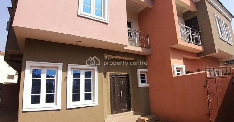 Self-compound 3 Bedroom Duplex with a Bq (4units Available), Opebi, Ikeja, Lagos, Semi-detached Duplex for Sale