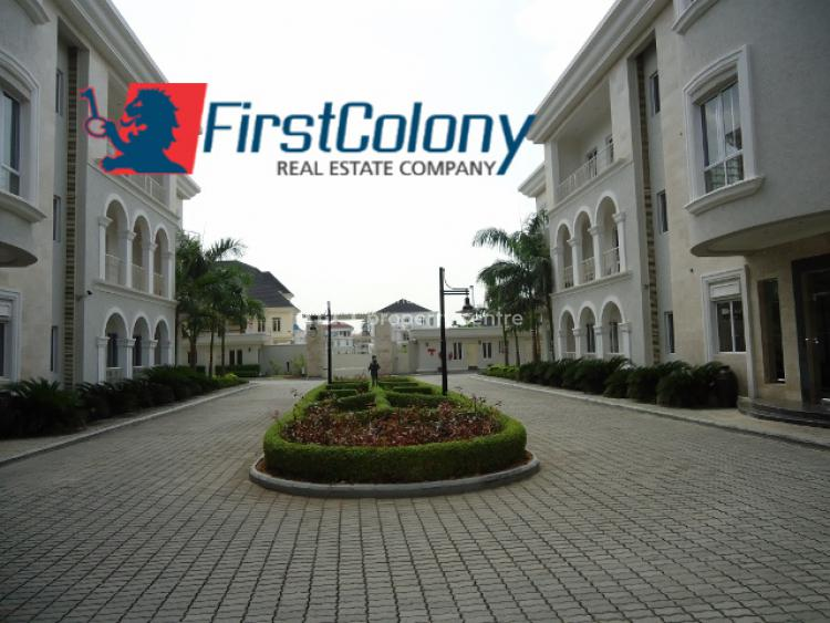 Uniquely Finished 1 Bedroom Apartment with Excellent Facilities, Banana Island Estate, Ikoyi, Lagos, Flat for Rent