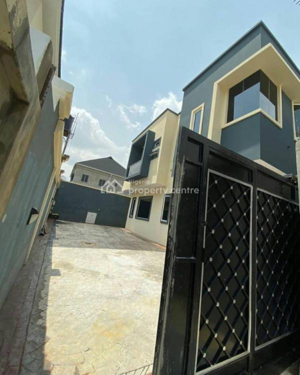 4 Bedroom Detached Duplex, Phase 1, Magodo, Lagos, Detached Duplex for Sale