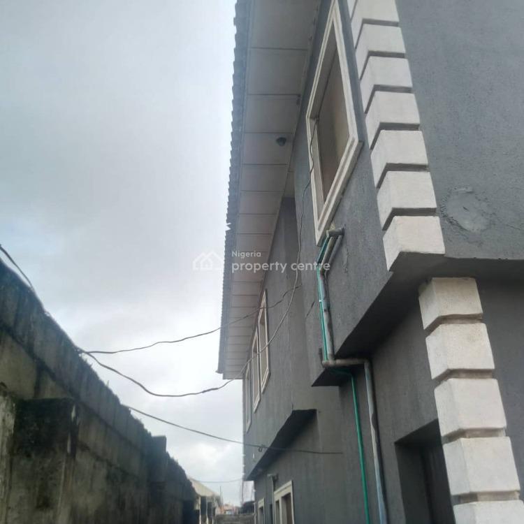 Block of Flats, Pupoosola New Oko Oba, Agbado, Ifako-ijaiye, Lagos, Block of Flats for Sale
