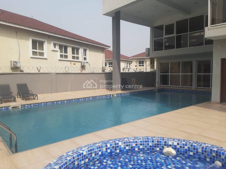 Exquisitely Finished 4 Bedroom Semi Detached Duplex, Osapa, Lekki, Lagos, House for Rent