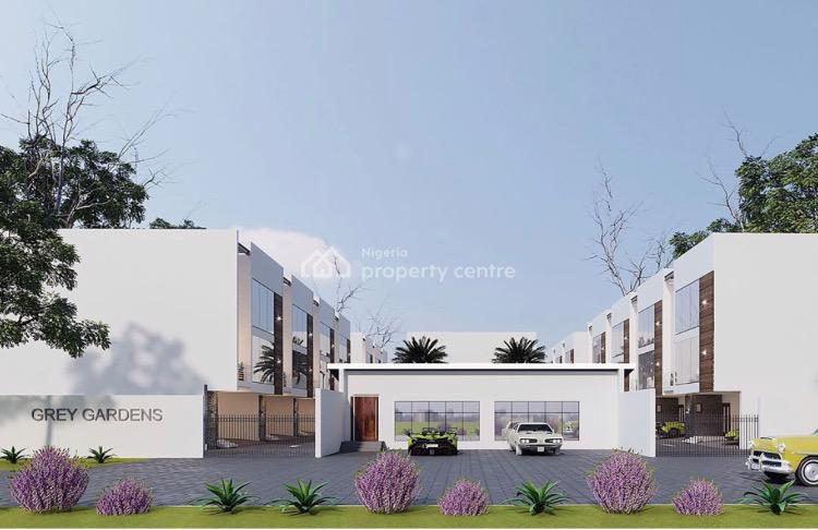 Exquisite 4 Bedroom Terraced Duplex with Bq at The Heart of The State, Chevron Drive, Lekki, Lagos, Terraced Duplex for Sale