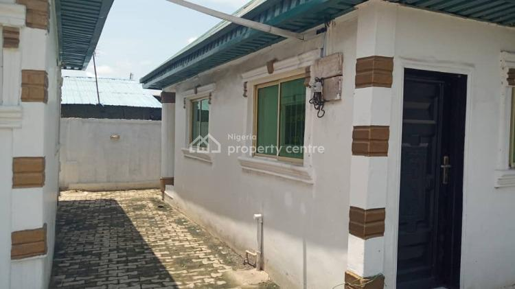 a Beautiful, Semi-new 3 Bedroom Bungalow with Solar Power, Yaba, Lagos, Detached Bungalow for Sale
