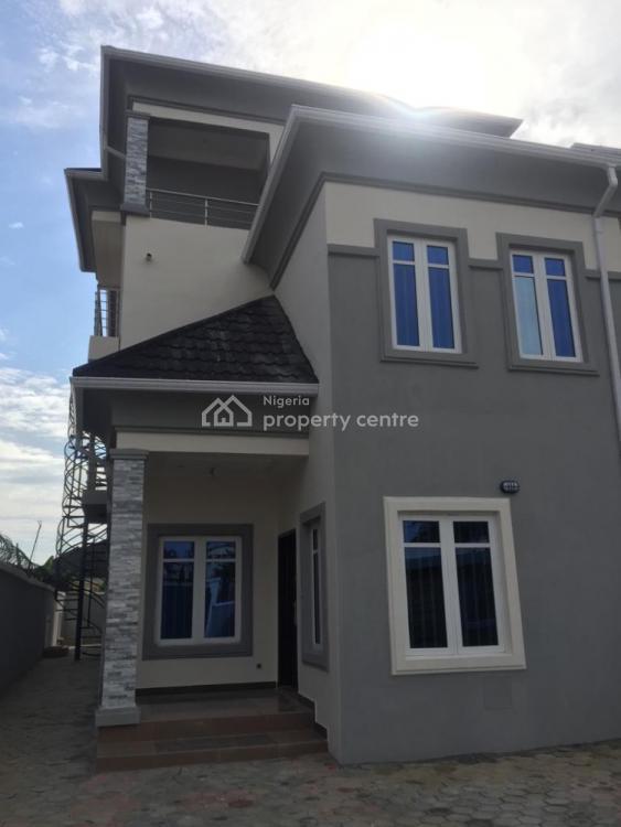 Executive 5 Bedroom Duplex, Shadia, By Chevron Staff Club, Soluyi, Gbagada, Lagos, Detached Duplex for Sale