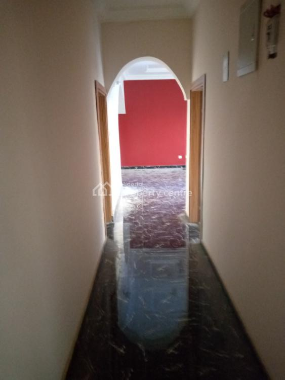 Luxury Serviced 3 Bedroom Flat with Bq, After Zartech, Wuye, Abuja, Flat for Rent