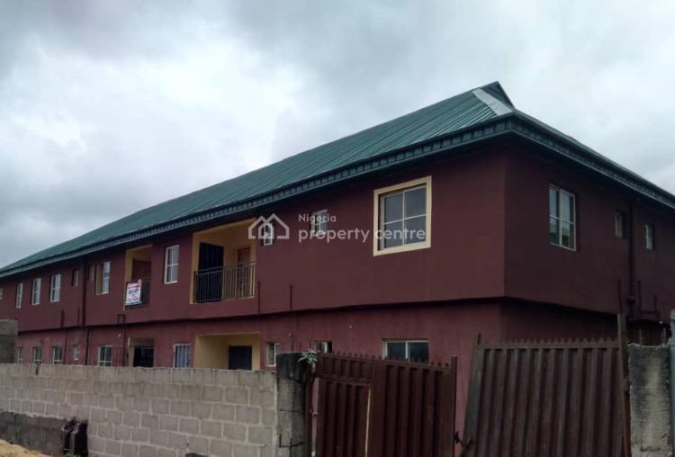 New 3 Bedroom Flat, Bako Estate, Irawo Bus Stop, After Owode, Ketu, Lagos, Flat for Rent
