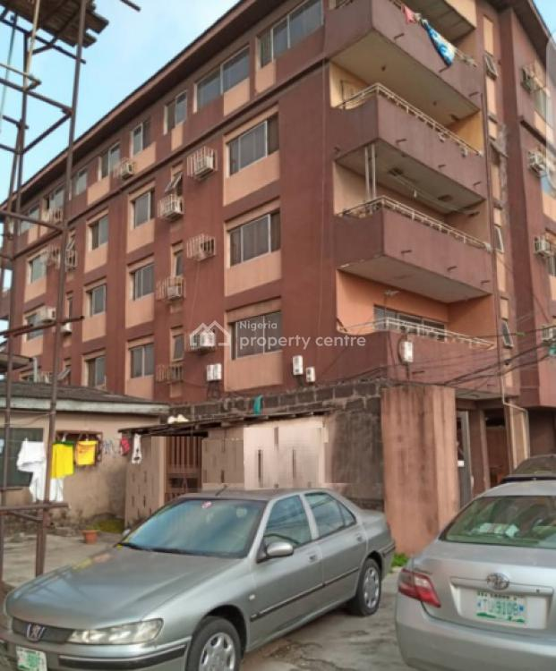 a Block of 10 Units of 3 Bedroom Flat Sitting on 800sqm, Aguda, Surulere, Lagos, Block of Flats for Sale