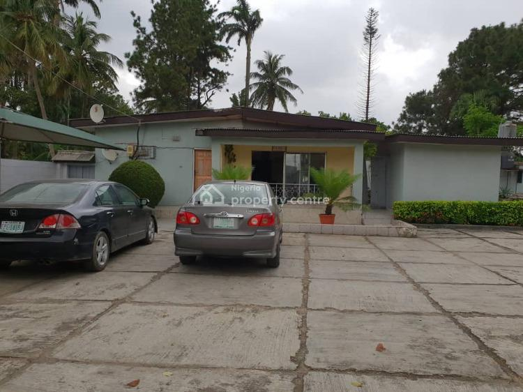 a Luxury 3 Bedroom Bungalow with 3 Units of 1 Room Bq on 1,260sqm, Ikeja Gra, Ikeja, Lagos, Detached Bungalow for Sale