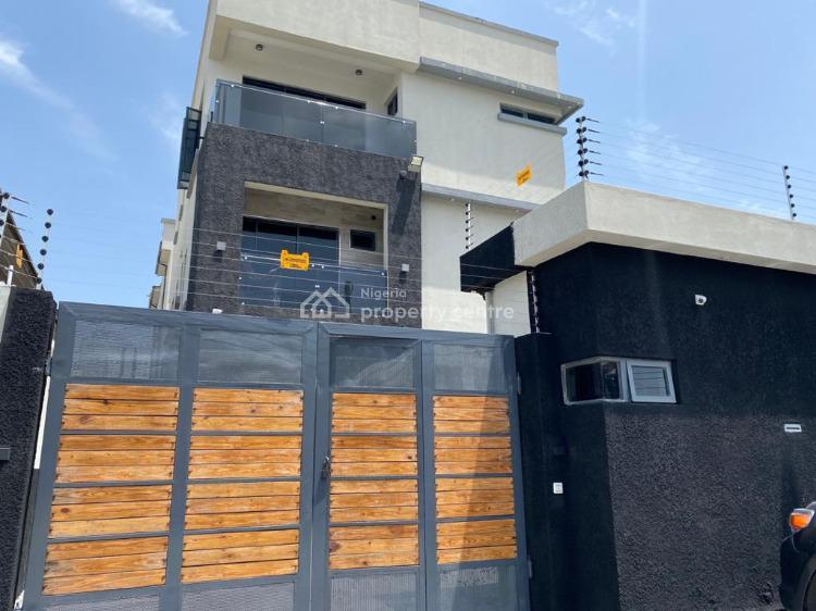 Newly Built 5 Bedroom Detached Duplex with Bq, Lekki Phase 1, Lekki, Lagos, Detached Duplex for Sale