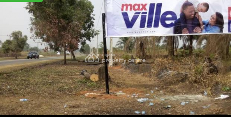 Estate Land, Along Airport Road, New Owerri, Owerri, Imo, Residential Land for Sale