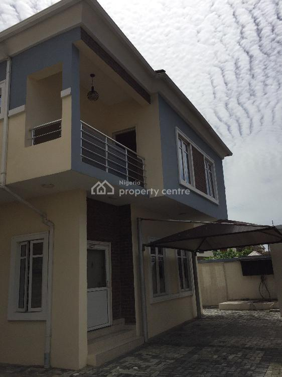 a Spacious and Nicely Finished 5 Bedroom Detached Duplex, Chevron, Lekki Phase 2, Lekki, Lagos, Detached Duplex for Rent