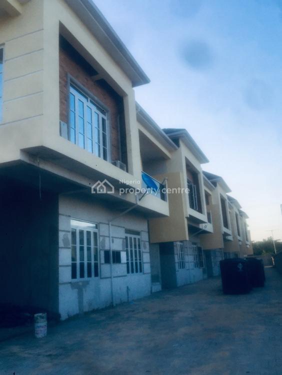 Brand New 4 Bedroom Terrace Office Space, Lekki, Lagos, Terraced Duplex for Rent
