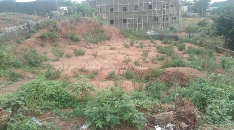 Buildable and Liveable Residential Fcda Plot, Along News Engineering Saplast Road, Dawaki, Gwarinpa, Abuja, Residential Land for Sale