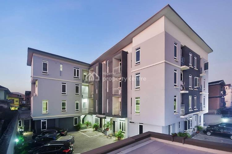 2 Bedroom Apartments (serviced), Onike, Yaba, Lagos, Flat for Sale