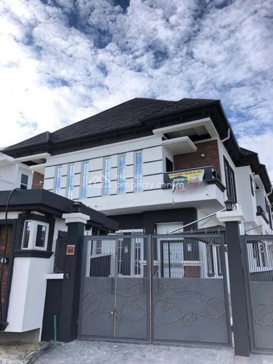 Brand New 4 Bedroom Semi Detached Duplex with Bq, Orchid, Lekki, Lagos, Semi-detached Duplex for Sale