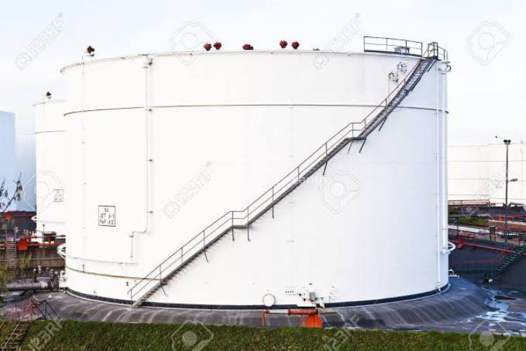 12 Tanks of 47,000mt Situated on 5 Acres of Land, Ibafon, Tin Can, Apapa, Lagos, Tank Farm for Sale