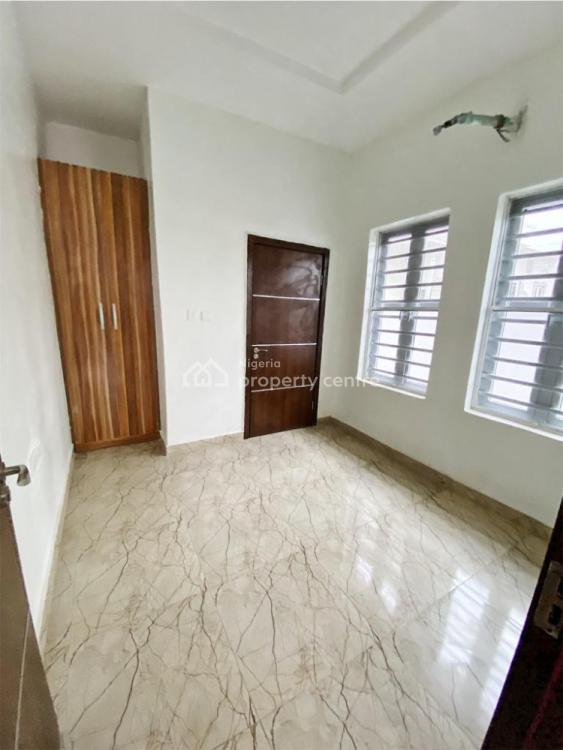 Luxury 4 Bedroom Semi Detached Duplex with Bq, Orchid, Lekki, Lagos, Semi-detached Duplex for Rent