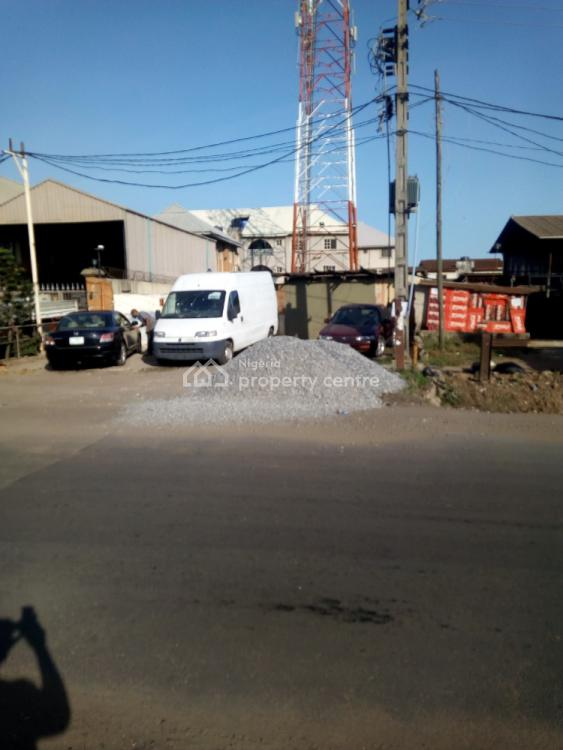 an Open Space of Land, Plot 3a Ejigbo-isolo Road, Oke Afa, Isolo, Lagos, Commercial Property for Rent