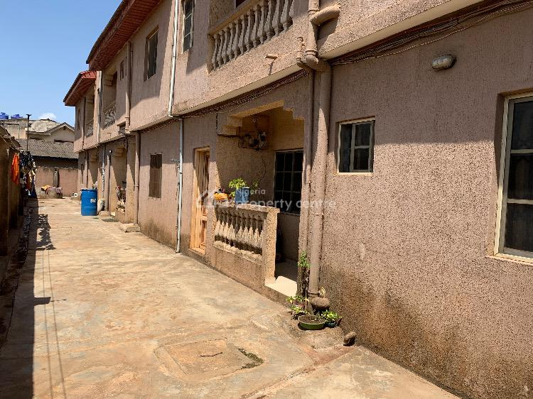 6 Unit of 2 Bedrooms Flats and Shopping Complex, Cele Bus Stop Oke Eletu, Ijede, Lagos, Block of Flats for Sale