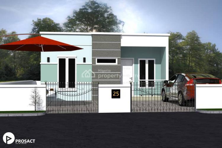 2 Bedroom Detached Bungalow, Rccg Old Camp, Obafemi Owode, Ogun, Detached Bungalow for Sale
