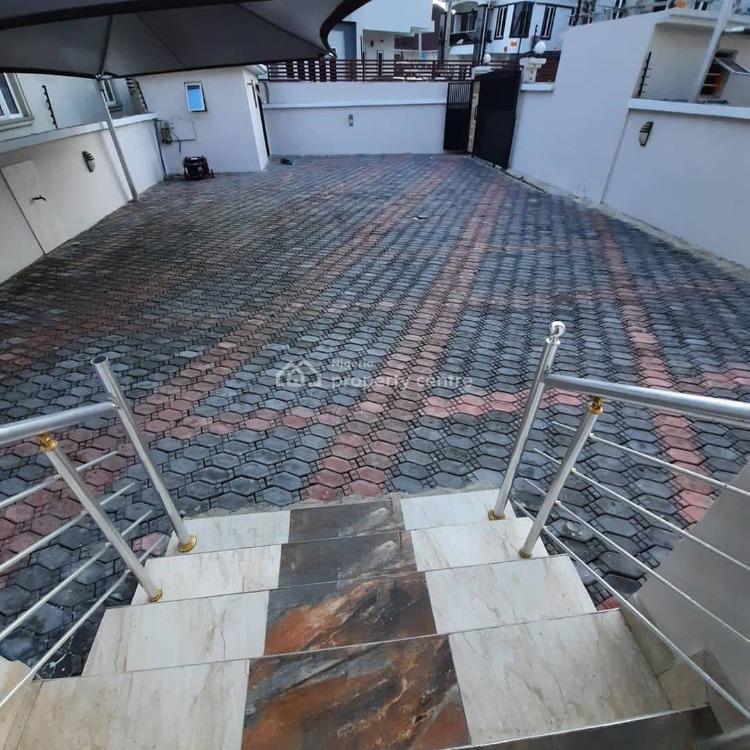 Luxury 4 Bedroom Semi Detached Duplex, Ajah, Lagos, Semi-detached Duplex for Sale