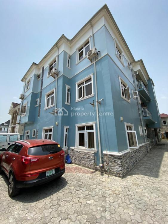 Single Shared Apartment, Bera Estate, Chevron, Lekki, Lagos, Self Contained (single Rooms) for Rent