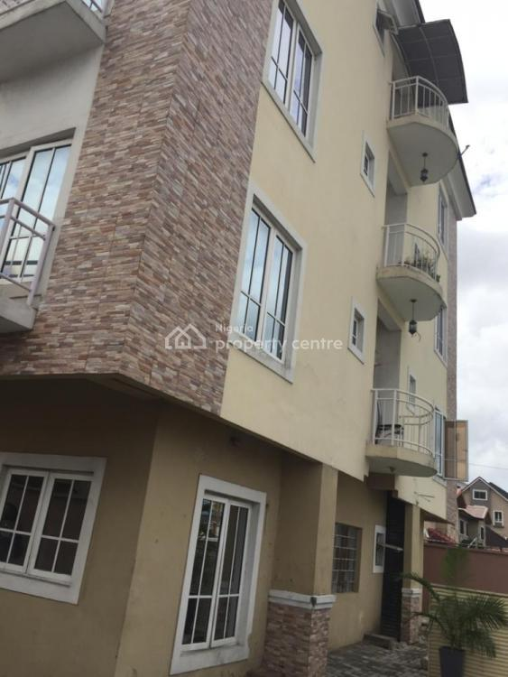 Ample 4 Bedroom House in a Serene Axis, Esther Adeleke Street, Lekki Phase 1, Lekki, Lagos, House for Rent