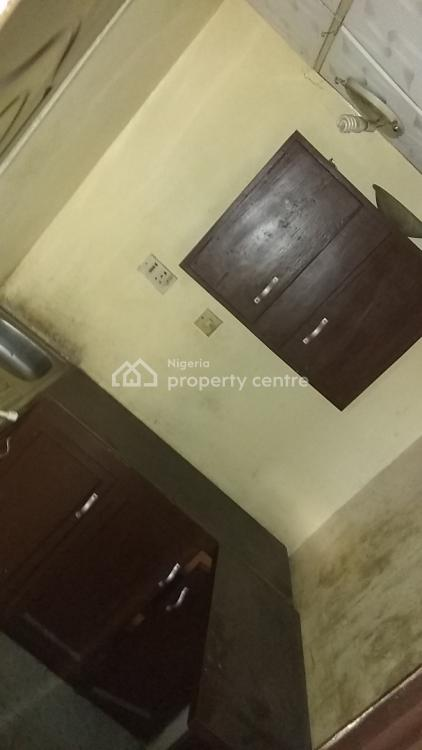 Exquisite & Affordable Serviced Big Room Self Contained, Adjacent St. Finbarrs Road Akoka., Yaba, Lagos, Self Contained (single Rooms) for Rent