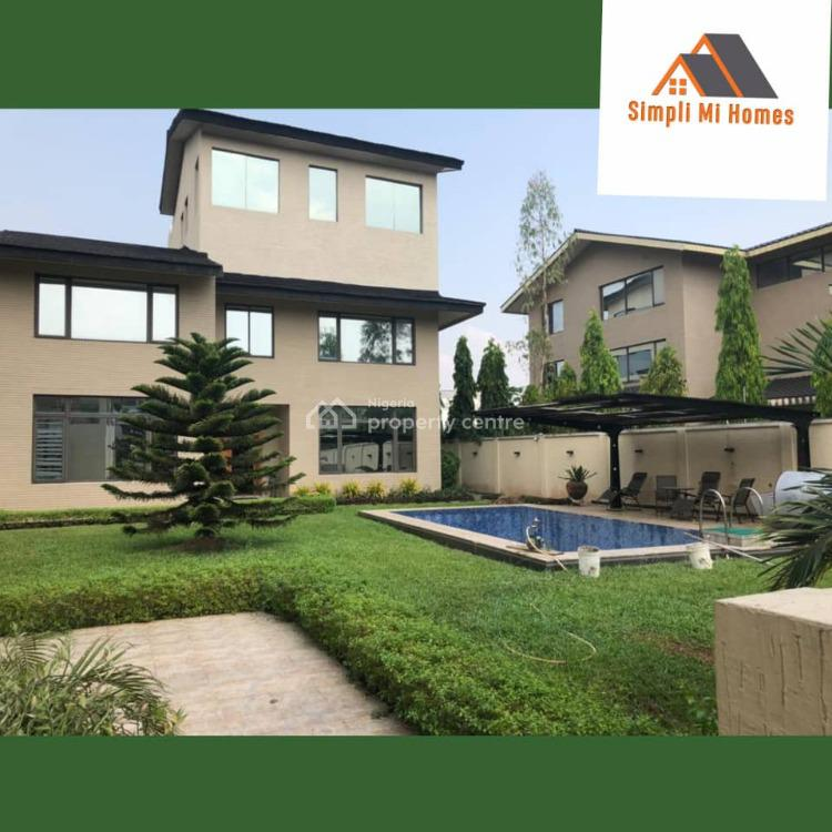 5 Bedroom Fully Detached House, Banana Island, Ikoyi, Lagos, Detached Duplex for Sale