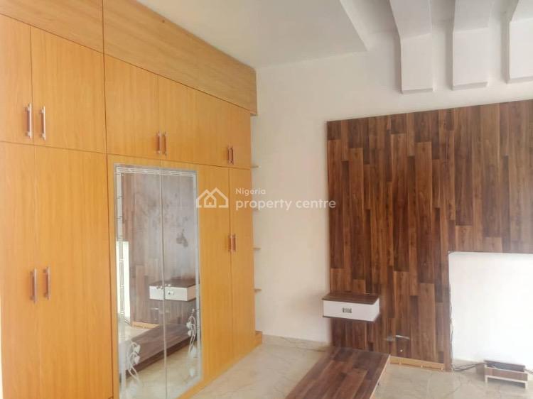 4 Bedroom Semi Detached Duplex with Bq, Creek Avenue Court Phase 1, After Chevron, Opposite Mega Chicken, Ikota, Lekki, Lagos, Semi-detached Duplex for Sale