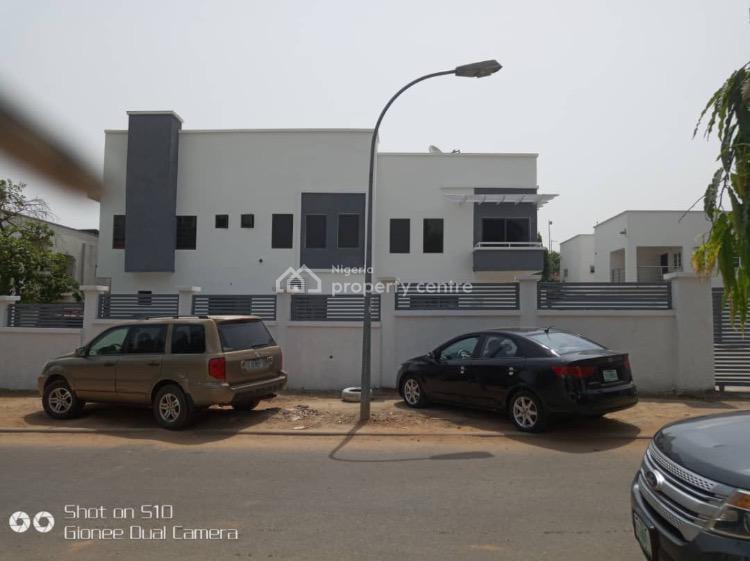 5 Bedroom Duplex, Gana Street, Maitama District, Abuja, Detached Duplex for Sale