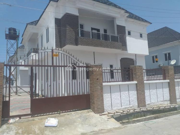 a Brand New 5 Bedroom Detached Duplex with a Bq, Victory Estate, Ajah, Lagos, Detached Duplex for Sale
