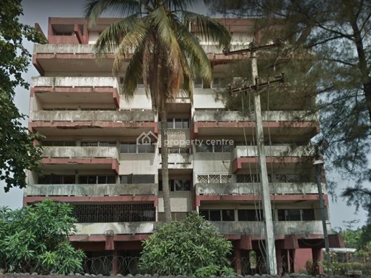a 7 Storey Block of Flats on 3,514.7sqm, Marine Road, Apapa, Lagos, Block of Flats for Sale